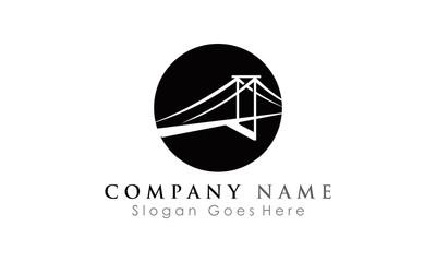 circle logo bridge