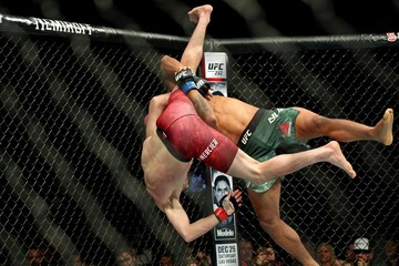 MMA: UFC 231-Aubin-Mercier vs Burns