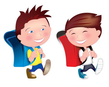 "having Home Kids Laughing Male Pals School Smile Street Teenager Teens Two  Walking Way Young"" – fotografie, obrázky bez licenčních poplatků, grafika,  vektory a videa | Adobe Stock"