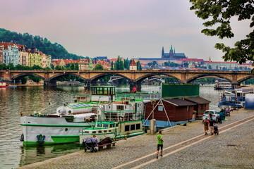 Prag, Palackeho Most