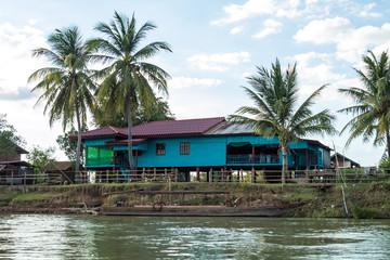 Laos - Nakasong - die 4000 Inseln