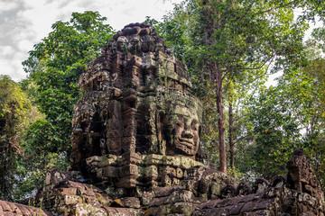 Kambodscha - Angkor - Ta Som Tempel
