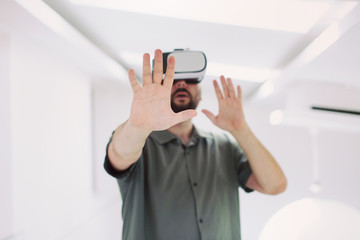 virtual reality vr glasses