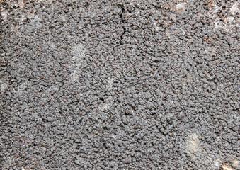 Concrete stone close-up