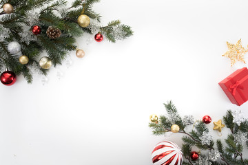 christmas new year copy space background celebrate time of happy