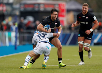 European Rugby Champions Cup - Saracens v Cardiff Blues