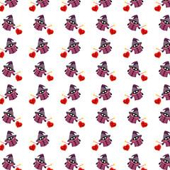Little wizard - sticker pattern 20