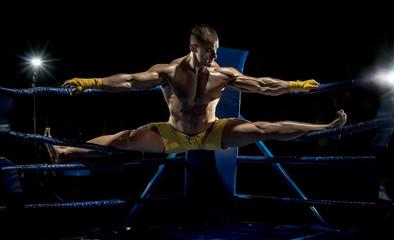 kickboxier stretch out