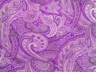 Paisley background pattern