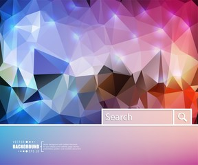 Abstract creative concept vector line draw background for web, mobile app, illustration template design, business infographic, page, brochure, banner, presentation, poster, cover, booklet, document.
