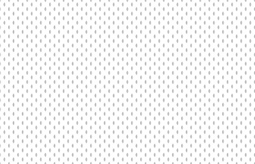 Athletic fabric texture. Football shirt cloth, textured sport fabrics or sports textile seamless vector pattern