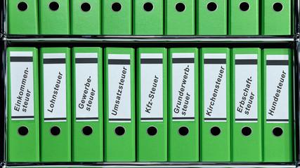 Steuern, Deutschland, Steuerberatung, Steuerarten