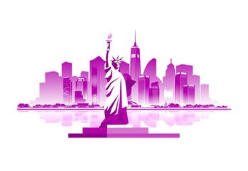 New york city emblem