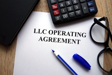Why your LLC needs an operating agreement