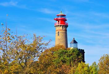 Leuchtturm Kap Arkona, Insel Rügen in Deutschland - Kap Arkona, Ruegen Island in Germany