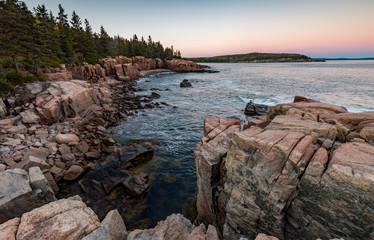 Acadia National Park  Wall mural