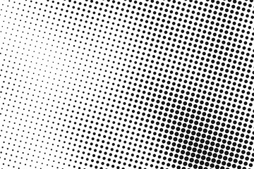 Halftone pattern. Dot background texture. Abstract dotted background