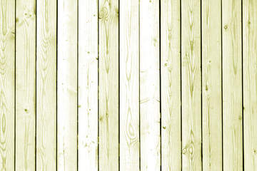 Wooden wall texture in yellow tone.