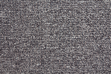 Grey carpet background, fabric texture with seamless pattern for design art work.