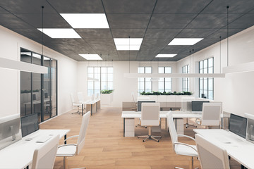 Fotomurales - Contemporary office interior
