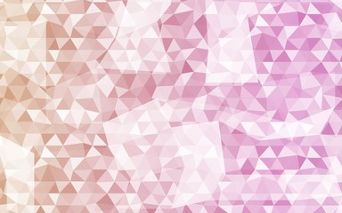Color Triangle Polygonal Background. Vector Illustration. Geometric Background With Gradient Color. For Your Business Design, Presentation.