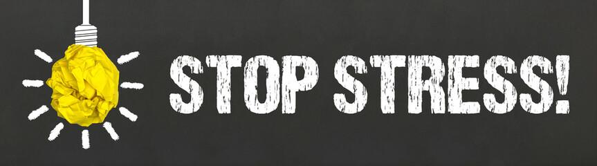 Fototapeta Stop Stress! obraz