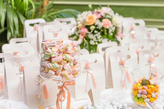 wedding favors for guest.