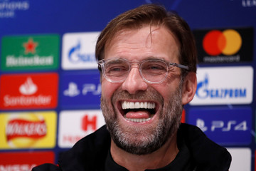 Champions League - Liverpool Press Conference