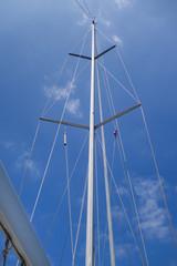 Fototapete - Segelboot