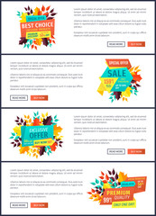 Best Choice Special Offer Vector Illustration