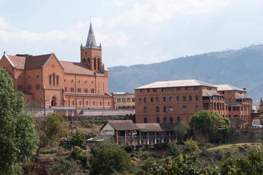 Kathedrale des Unbefleckten Herzen Mariens, Ambositra