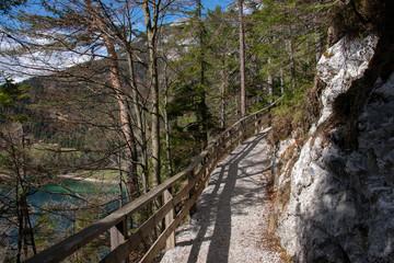 Hintersteinersee in Tirol