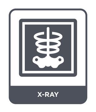 x-ray icon vector