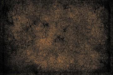 Dark black grunge background