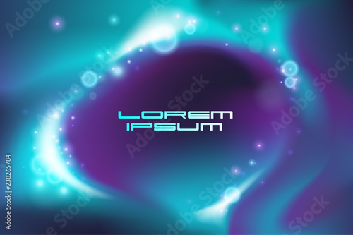 Abstract Color Fluid Background Stock Image And Royalty