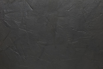 Black wall texture background