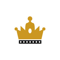 golden crown logo