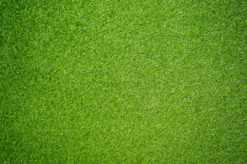 Green grass background. Artificial grass for background or wallpaper