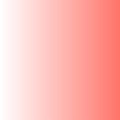 Abstract vector background with gradient from White to Living Coral color.