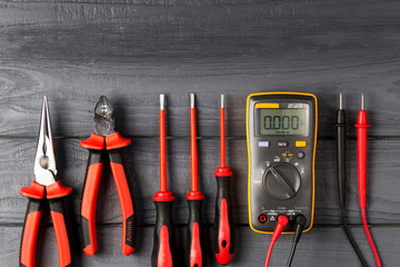 Professional electrical tools