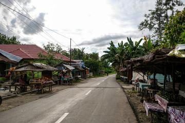 Banda island streets