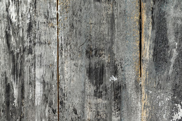 Closeup vintage rough wooden textured background. Top view hardwood pattern