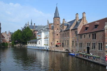 Brugge city
