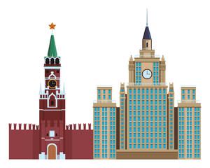 spasskaya tower icon