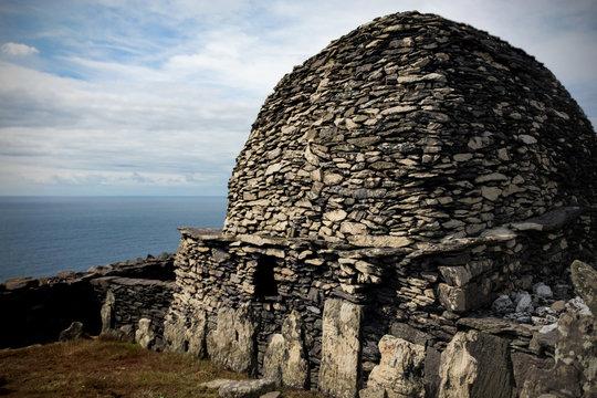 Grand Oratory, Skellig Michael, County Kerry, Ireland