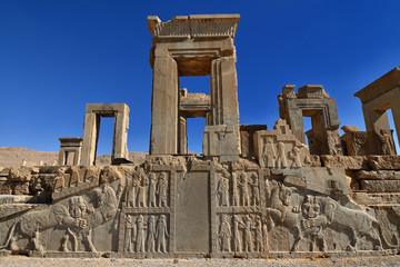 Iran, Ancient Persepolis Complex