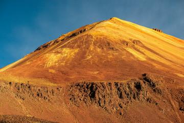 Tunupa volcano land