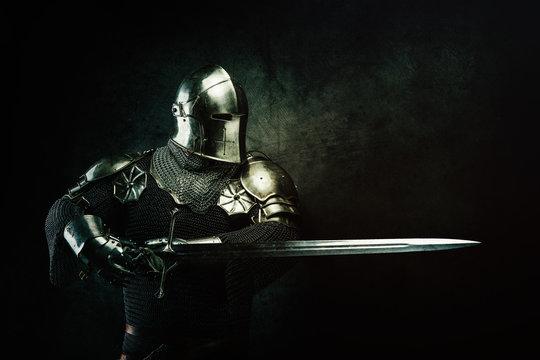 Portrait of a Templar