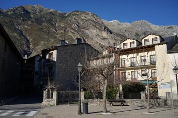 Benasque.Village of Huesca. Aragon,Spain