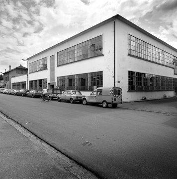 ancienne usine de décolletage en centre ville